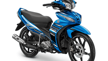 Yamaha Jupiter Z1 Blue Racing Hero