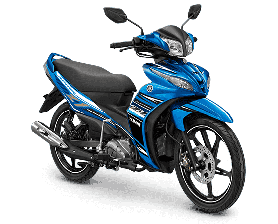 Yamaha Jupiter Z1 Blue Racing Hero