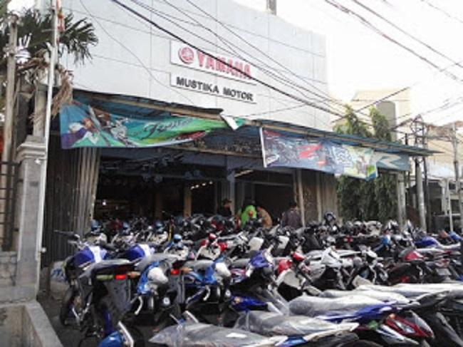 Yamaha Mustika Motor