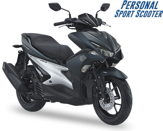 Harga Promo Kredit Motor Yamaha Aerox S