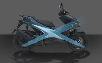 "ASEAN BEST SPORTY SCOOTER Aerox 155 VVA dirancang untuk menjadi standar baru sporty scooter di ASEAN. Memiliki karakteristik body yang gagah dan aerodinamis dengan ciri khas ""X"" motif yang memberikan kesan sporty dan memberikan rasa bangga bagi pengendara."