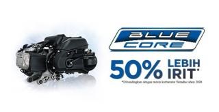 BLUE CORE Mesin Blue Core 125cc yang Efisien, Bertenaga & Handal