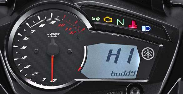 DIGITAL HUMANIC SPEEDOMETER Digital humanic speedometer dengan personal greeting dilengkapi dengan ODO meter dan dapat diisi dengan nama anda, yang memberikan kesan sporty.