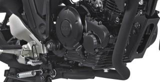 ECO FRIENDLY 150CC FI ENGINE Fuel Injection bertenaga dan responsif, lulus uji emisi EURO 3.