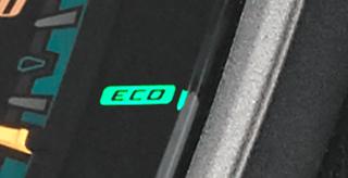 ECO INDICATOR Indikator irit untuk berkendara lebih irit dan ekonomis