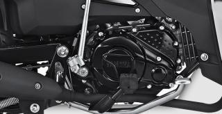 FUEL INJECTION Mesin legennda Yamaha dengan teknologi FI dan EURO 3