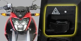HAZARD LAMP Lampu yang berfungsi sebagai tanda keadaan darurat yang dialami pengemudi.
