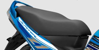 NEW STRIPPING Stripping baru bergaya racing refleksi karakter motor cepat.