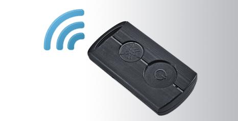 SMART KEY SYSTEM Smart Key System merupakan sistem kunci tanpa anak kunci (Keyless). Fitur ini membuat berkendara semakin praktis dan aman karena disematkan fitur Immobilizer dan Answer Back System untuk memudahkan pengendara mencari posisi parkir motor.