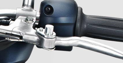 SMART LOCK SYSTEM Membantu pengereman saat kondisi jalan menanjak.
