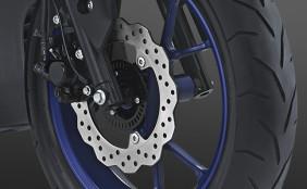WAVE DISC BRAKE Wave-Type Disc Brake dengan ukuran 230mm akan memberikan pengalaman berkendara yang maksimal.