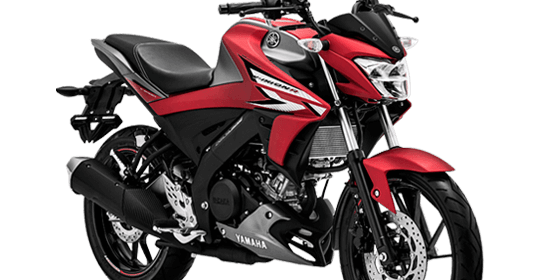 Yamaha Vixion R Mattalic Red