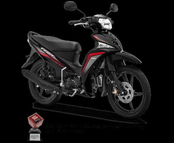 Yamaha Vega Force Mattalic Black