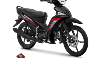 Yamaha Vega Force Mattalic Black