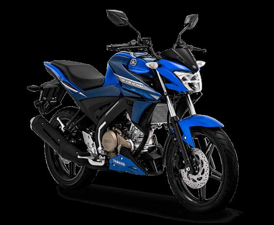 Yamaha All New Vixion Mettalic Blue