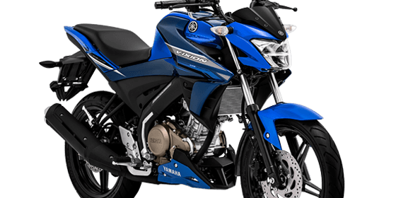 Yamaha All New Vixion Mettalic Blue