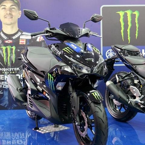 Yamaha Aerox Monster Enrgy