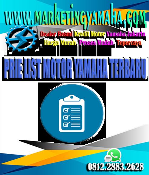 Pricelist Harga Motor Yamaha