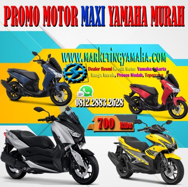 promo kredit motor maxi yamaha