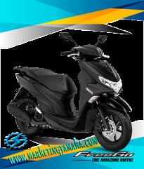 Yamaha Freego Terbaru Warna HItam