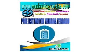 Harga Price List Motor Baru Yamaha