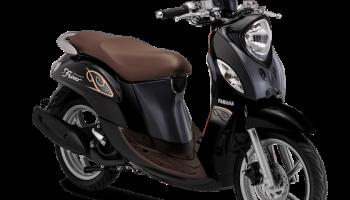 Yamaha Fino Premium black ekspresso
