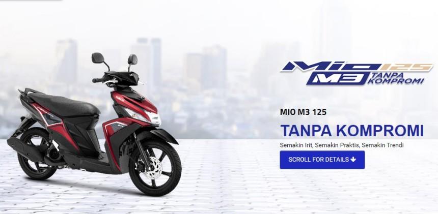 Mio M3 125
