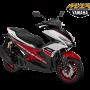 Aerox R - Racing White