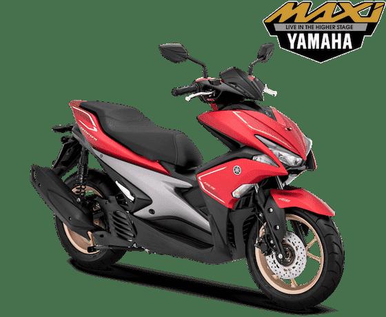 Harga Cash dan Kredit Yamaha Aerox S