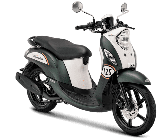 Harga Cash Dan Kredit Yamaha Fino Sporty