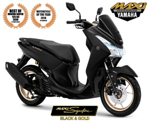 Harga Cash dan Kredit Yamaha Lexi S Abs