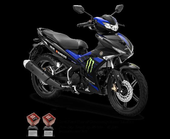 Harga Cash dan Kredit Yamaha MX King Monster Energy