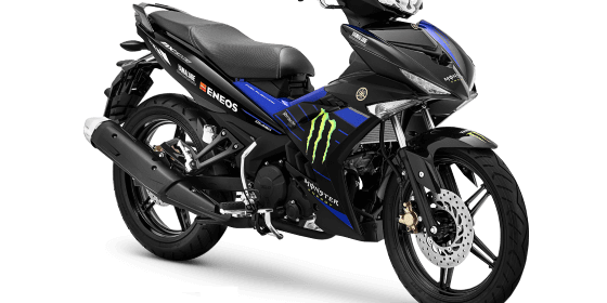 Harga Cash dan Kredit Yamaha MX King Monster Energy