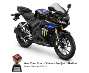 Harga Cash dan Kredit Yamaha R15 Monster Energy