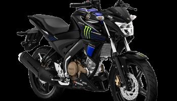 Harga Cash dan Kredit Yamaha Vixion Monster Energy