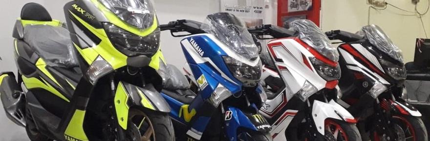 Modifikasi Yamaha Nmax Custom