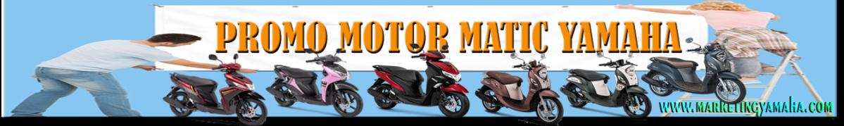 Product Motor Matic Yamaha Terbaru