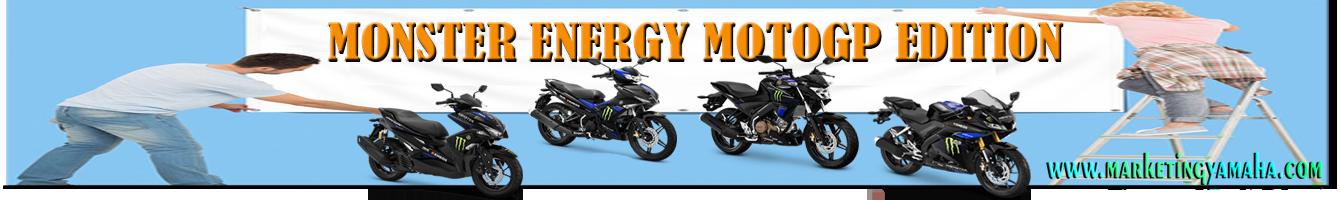 Product Motor Monster GP Yamaha
