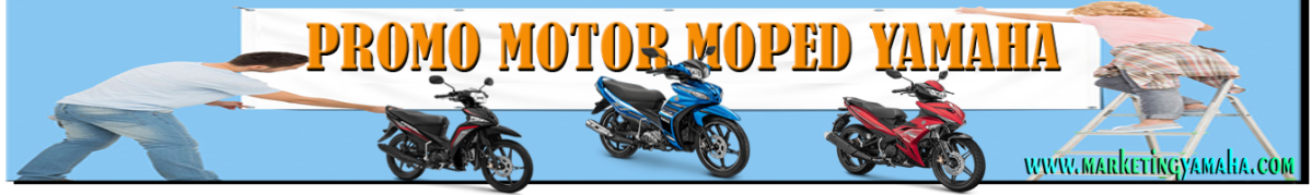 Product Motor Moped Yamaha Terbaru