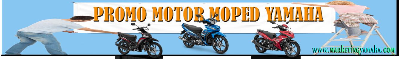 Product Motor Moped Yamaha Terbaru