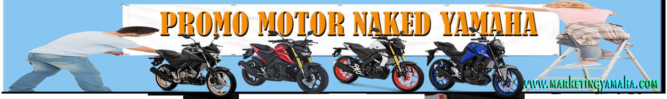 Product Motor Naked Bike Yamaha Terbaru
