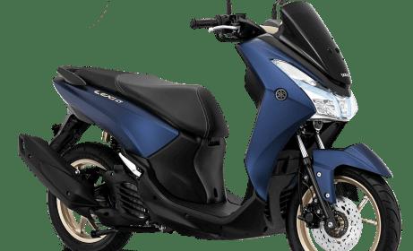 Yamaha Lexi S Blue