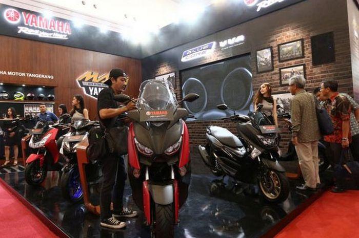 7 Motor Yamaha Sabet Penghargaan Terbaik