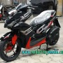 Modifikasi Yamaha Aerox Custom 155vva