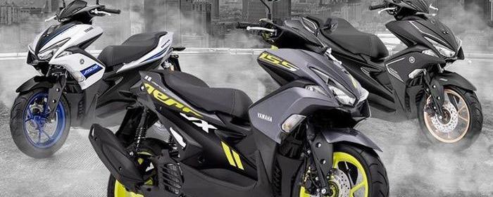 Perbedaan Aerox 155vva, Aerox R dan Aerox S