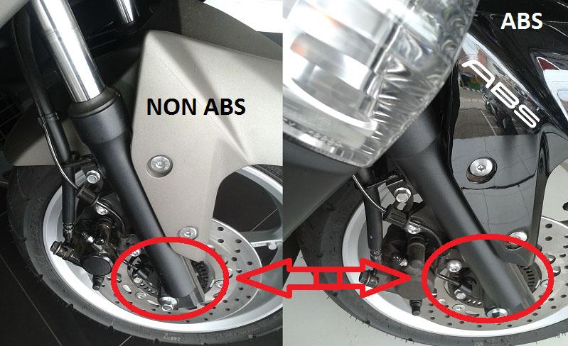 Perbedaan Nmax Abs Dan Non Abs Kredit Yamaha Motor Harga Promo