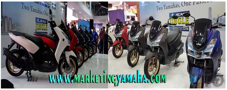 Perbedaan Yamaha Lexi, S dan S-Abs