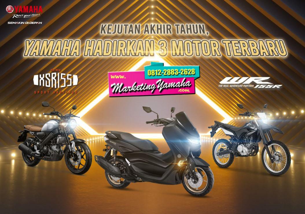 3 produk motor terbaru yamaha