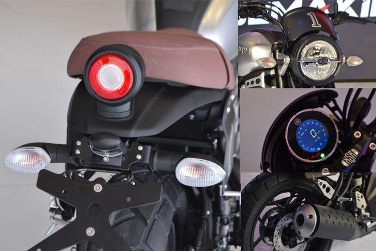 Fitur dan Spesifikasi Yamaha XSR 155