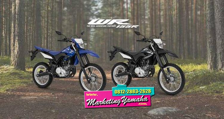 Pilihan Warna Yamaha WR 155 R